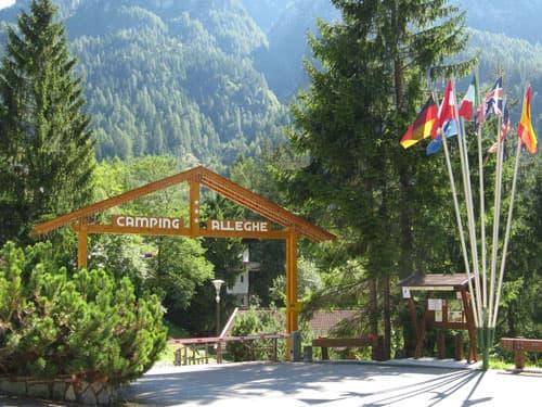Camping Alleghe - Dolomiti Hike&Camp