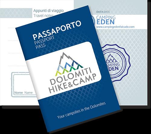 Dolomiti Hike&Camp Passaporto