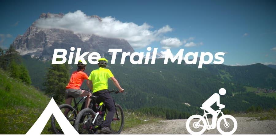Bike Trail Maps - Dolomiti Hike&Camp
