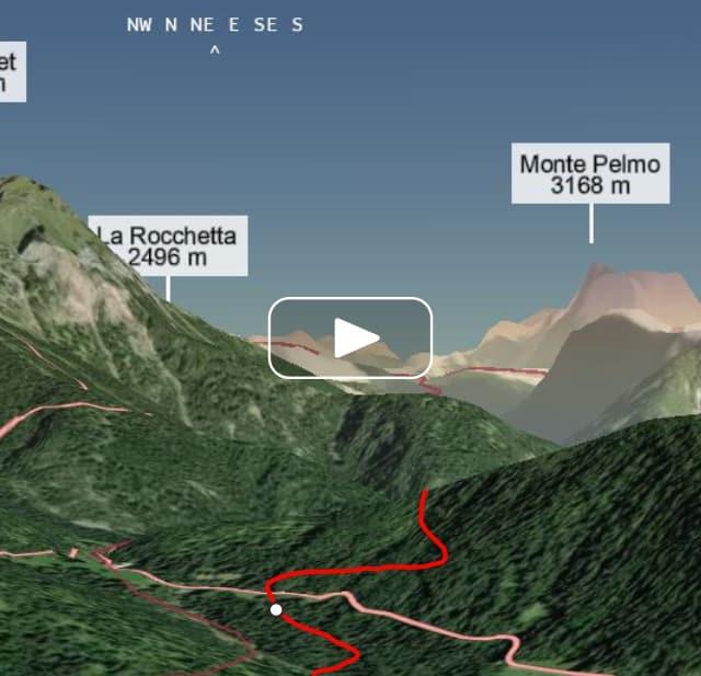 Dolomiti Hike & Camp Video 3D (Mobile)