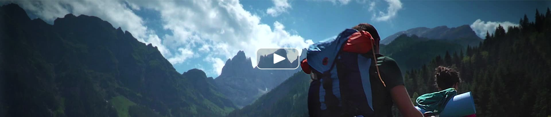 Dolomiti Hike & Camp Video Intro